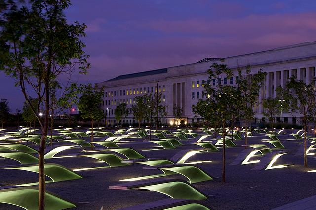 pentagon night
