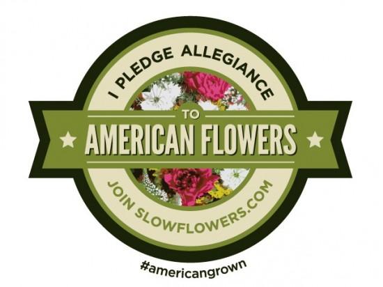 Take the American Flowers Pledge!
