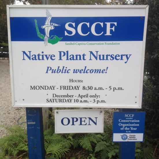 Sanibel-Captiva Conservation Nursery 0215