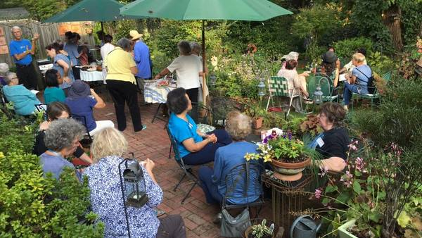 How one Garden Club is Changing with the Times   Garden Rant Federated Garden Club Designs Html on