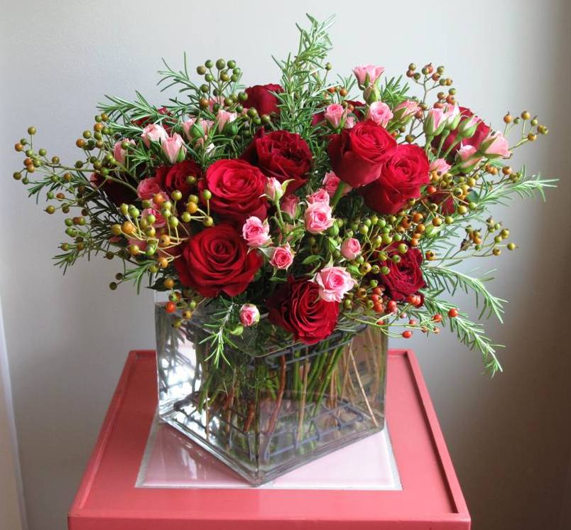Win A Bouquet From An American Rose Farm And Keep Valentine S Day Local