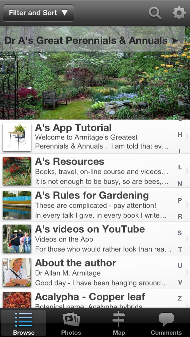Armitage makes an app | GardenRant