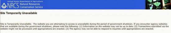 USDA+website+capture+10-03-13