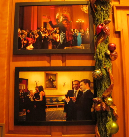 Obama White House for Christmas 2013