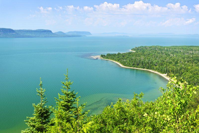 Lake Superior image courtesy of Shutterstock