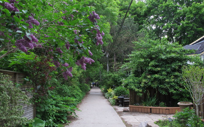 Gardens of Toronto Island