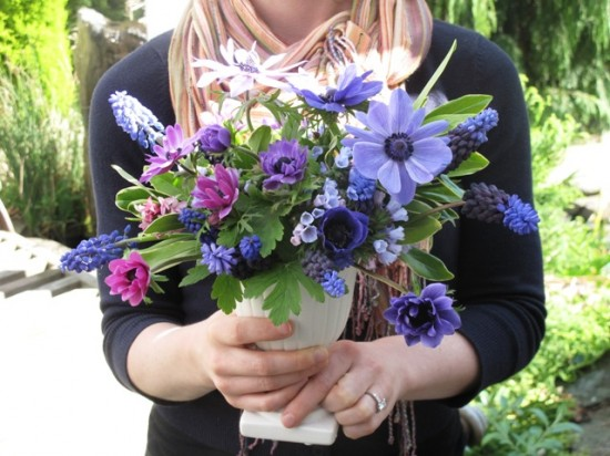 What's more evocative than a local and seasonal, American-grown bouquet?