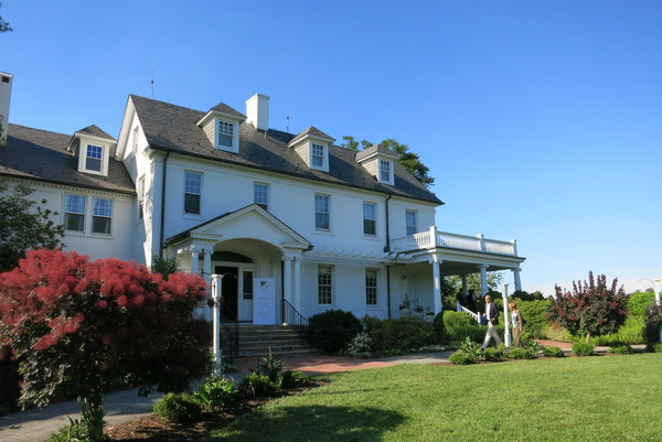 River Farm, headquarters of the American Horticultural Society