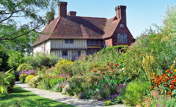 Liberating Design Ideas from Great Dixter