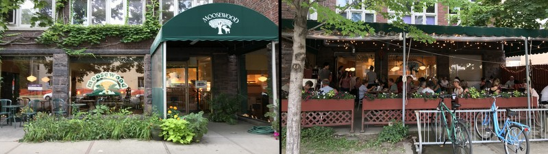 Moosewood Restaurant in Ithaca, NY