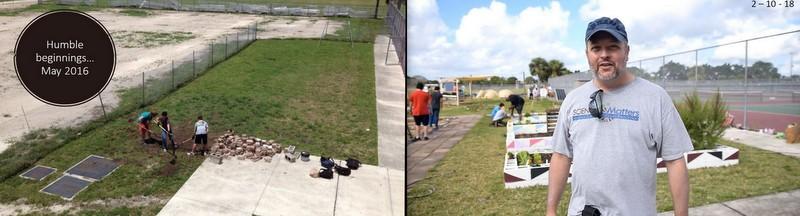 Kyle Jeter at Parkland, FL school