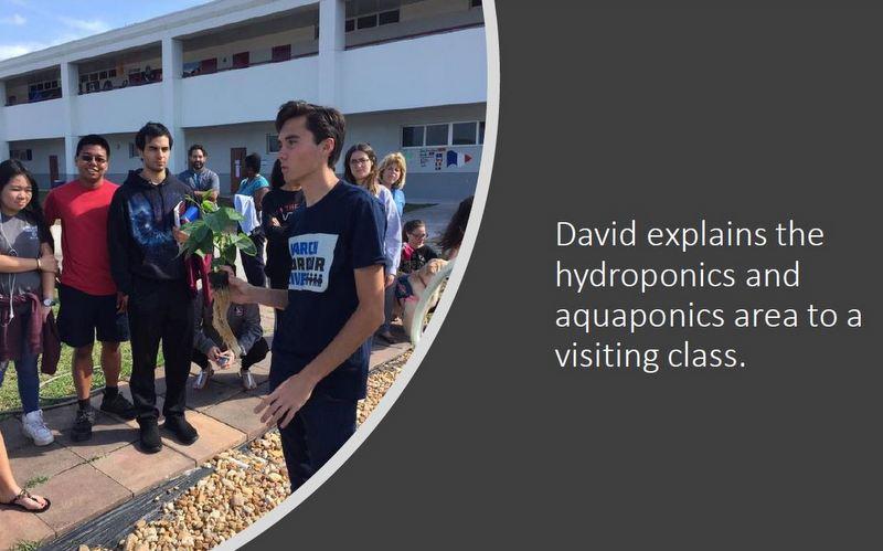 David Hogg at Parkland, Florida school