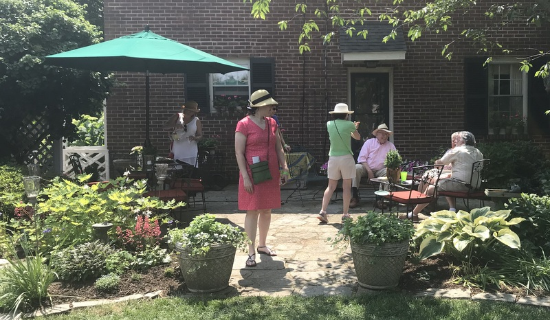 Baltimore Horticultural Society Tour June 2019