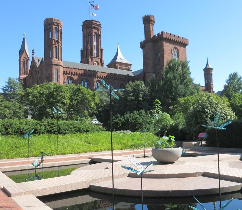 Smithsonian Gardens Sept 2019
