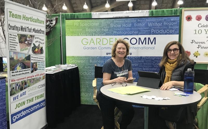 GardenComm at MANTS