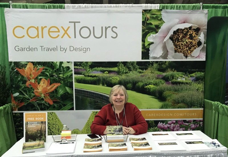Carolyn Mullet of Carex Tours at MANTS