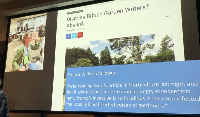 Talk by Scott Beuerlein at Brookside  Gardens