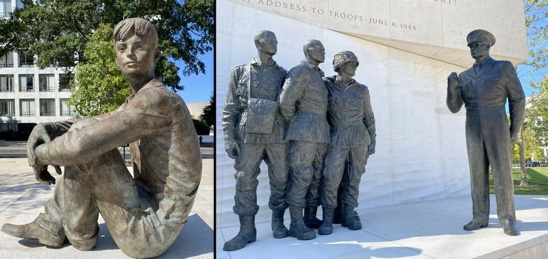 Eisenhower Memorial September 2020