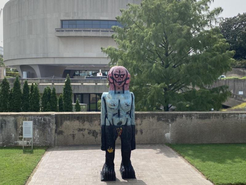 Hirshhorn Sculpture Gallery September 2020