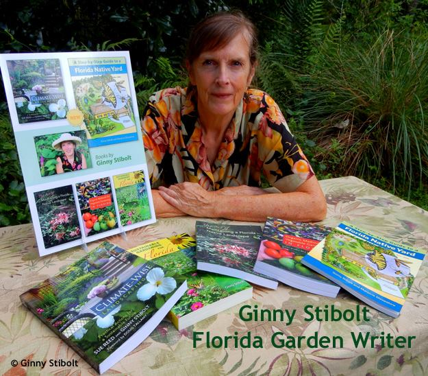 Author Writing a Gardening Book