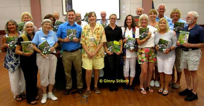 Writing a Gardening Book Event