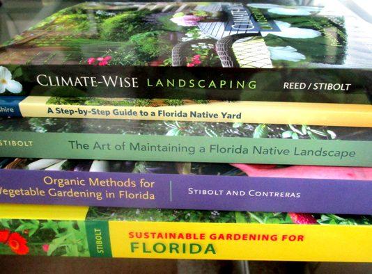 Garden book author