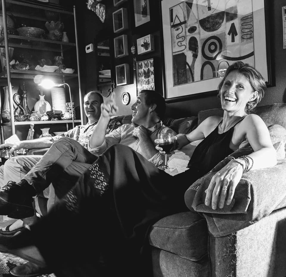 whether red or blue, most of us love to laugh