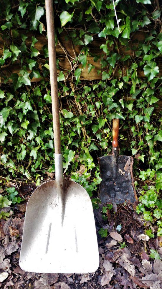 British shovel