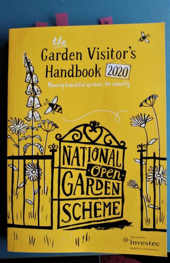 National Gardens Scheme Yellow Book